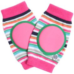 Bella Tunno Happy Knees Baby Knee Pads, Tutti Fruitti Pink Bella Tunno http://www.amazon.com/dp/B00HNBBIRI/ref=cm_sw_r_pi_dp_n3AZtb1QX7BR3B2H