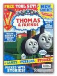 my son loves Thomas!  This is a great mag.
