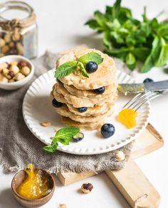 Pancakes, Healthy, Breakfast, Food, Morning Coffee, Essen, Pancake, Meals, Health