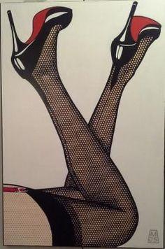 Image result for art legs