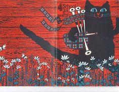 New Zealand School Journal 1964 Jill Mcdonald, Journal News, Journal Covers, Pretty Pictures, New Zealand, Memories, Cool Stuff, Drawings, School