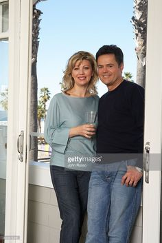 Donny and Debbie Osmond are photographed in 2007 Santa Monica, California. Get premium, high resolution news photos at Getty Images Donny Osmond, Marie Osmond, Debbie Osmond, Merrill Osmond, Longest Marriage, Osmond Family, The Osmonds, Family Boards, Famous Couples