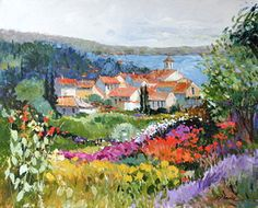 VILLAGE BY THE SEA