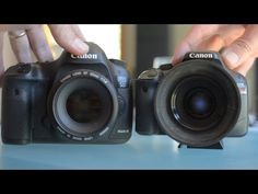 How Much Do Specs Matter? A Real-World Canon 5D Mark III and Canon T2i Comparison