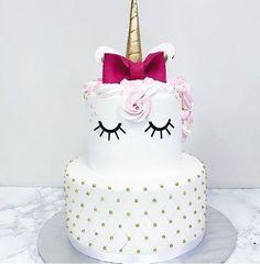 tortas para cumpleaños de unicornios