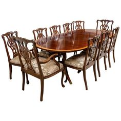 Dining set : On Antique Row - West Palm Beach - Florida