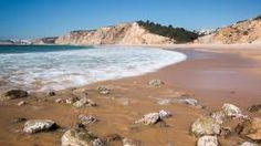 Resultado de imagem para praia das cabanas velhas algarve