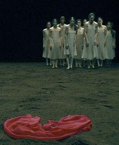"seensense: "" ""Pina"", dir. by Wim Wenders, 2011 """