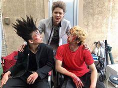 Asian Boys, Kara, Idol, Punk, Japanese, Actors, Film, Movies, Fictional Characters
