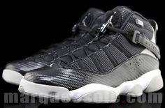 Air Jordan 6 Rings Carbon Fibers. Mmm.