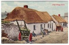 pictures of old thatched cottages - Google Search