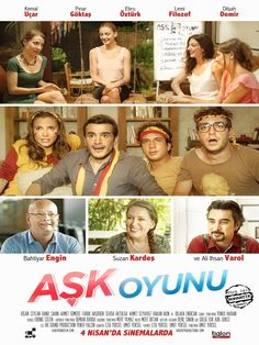 A?k Oyunu Movie Poster http://ift.tt/2DYe5HL