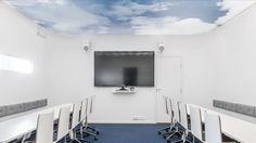 Meeting Room by Apricus Work Office Design, Interior Design, Mirror, Room, Inspiration, Furniture, Home Decor, Nest Design, Bedroom