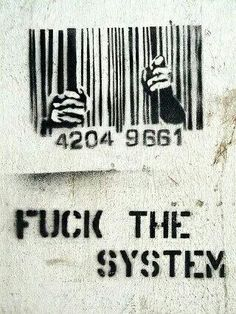 Street art or graffiti has always been an integral part of anarchist culture. Below are some of the best examples of anarchist graffiti from around Britain. Banksy Art, Bansky, Banksy Quotes, Street Art Graffiti, Street Art Quotes, Acab Tattoo, Banksy Tattoo, Arte Punk, Creation Art