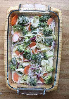 Fresh Rolls, Pasta Salad, Cod, Salmon, Seafood, Food And Drink, Fish, Dinner, Ethnic Recipes