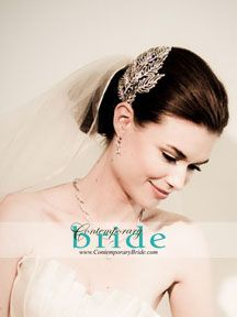 Headpiece by Bridal Styles Boutique