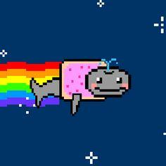 Nyan Cat GIF File | ÉPOCA – Blog Bombou na Web | Destaques e curiosidades da internet