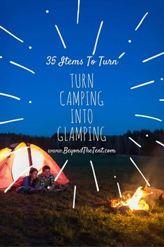 Luxury Camping Gear: 35 Items Turn Camping into Glamping - Beyond The Tent
