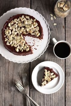 Julia Child's Chocolate Almond Cake may just be my new favorite cake. It's incredibly rich and decadent. The center is purposefully undercooked, leaving a fudgy center you'll crave long after the cake is gone.   After spending two [...]