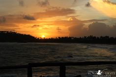 Sunset, Mirissa beach Sri Lanka, Asia, Ocean, Celestial, Island, Sunset, Beach, Outdoor, Block Island
