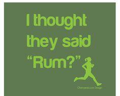"""""""Rum?"""""""
