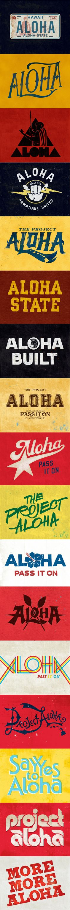 Say yes to Aloha!