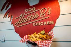 Trying hot chicken at Hattie B's is one of the most delicious things to do in Nashville, Tennessee