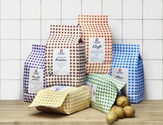 Kartoffeln great potato #packaging PD