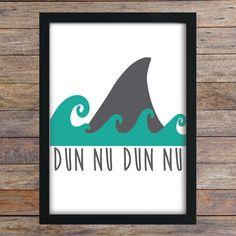 Shark Nursery, Shark Room, Pet Shark, Shark Bait, All Sharks, Big Boy Bedrooms, Baby Bathroom, Shark Week, Boy Room