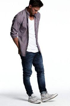 SlimJeans & Chucks #LK