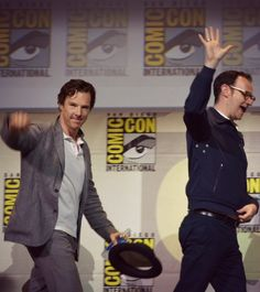 Sherlock panel 2016