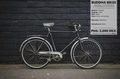 Buddha Bikes - Billige brugte cykler i København