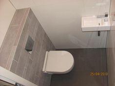 Toilet light grey