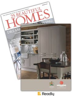 Suggestion about 25 Beautiful Homes Magazine February 2017 page 17