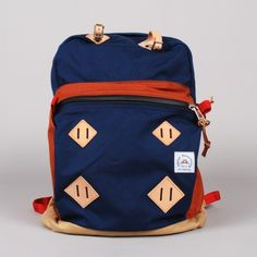 Epperson Day Pack - Navy/Duck