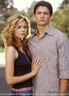 James Lafferty & Hilarie Burton Photo: One Tree Hill Photoshoots <3