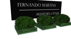 Arranjo com musgo - 3D Warehouse