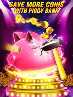 Build a better app business. Improve app performance with the leading app store data platform. Vegas Slots, Slot Machine, Piggy Bank, Spinning, Carnival, Coins, Anime, Free, Effort