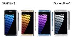 Samsung descontinua el Galaxy Note 7 y aún desconoce por que explota #Móviles #Noticias #bateria