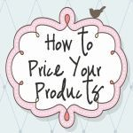Pricing your handmade products is really, really hard. Not only do you have to include factors like your overhead and material costs, you also have to set a price point that your customers will buy… Show Booths Set Up Diy Projects To Try, Sewing Projects, Craft Projects, Crafts To Sell, Diy Crafts, Selling Crafts, Craft Fair Displays, Craft Booths, Display Ideas