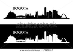 Find bogota stock images in HD and millions of other royalty-free stock photos, illustrations and vectors in the Shutterstock collection. Thousands of new, high-quality pictures added every day. New Tattoos, Tatoos, Tattoo Trash, Colombian Art, Silhouette Tattoos, City Vector, Skyline, Trash Polka, Vinyl Decals