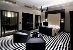Piano bedroom.