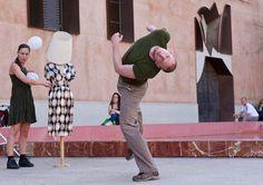 Alba Barral & Horne Horneman   por Danza Trayectos