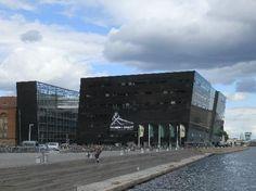 デンマーク王立図書館 「死ぬまでに行ってみたい世界の図書館15」 トリップアドバイザー