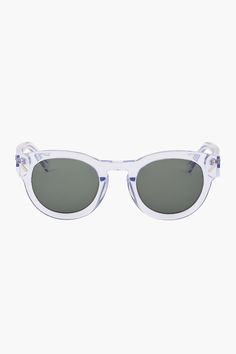 1dd9a01818 Clear Focus  Stay on Trend with Clear Frame Sunglasses for Men