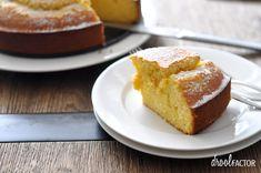 Bolo de Fuba: Brazilian Cornmeal Cake