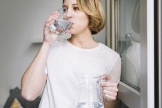 maden-suyu-icmek Graphic Design Tutorials, Drinking Water, Healthy, Angles, Window, Woman, Fit, Shape