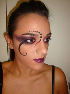 gothic fairy make up