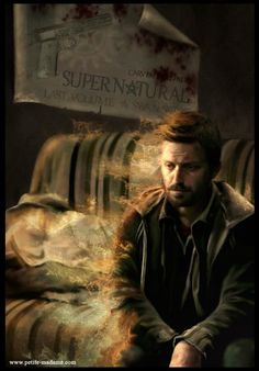 Chuck fan art. What ever did happen to him?