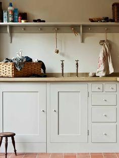 'The Williamsburg Kitchen' by Plain English | www.plainenglishdesign.co.uk